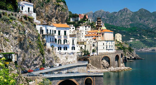 From Positano to Vietri