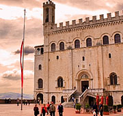 Da Città di Castello ad Assisi passando per Gubbio