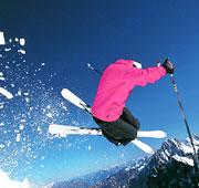 Val Gardena, a skier's paradise
