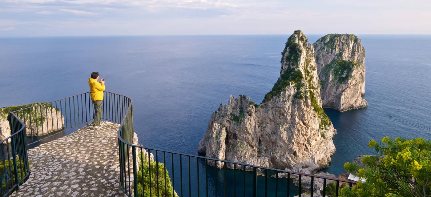 Capri Arco Naturale E Pizzolungo Info Amp Foto