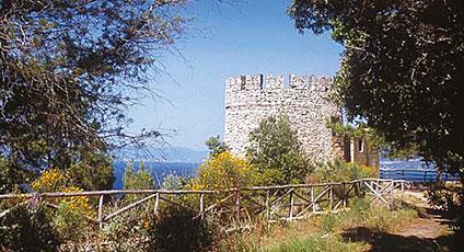 Villa Damecuta Hotel