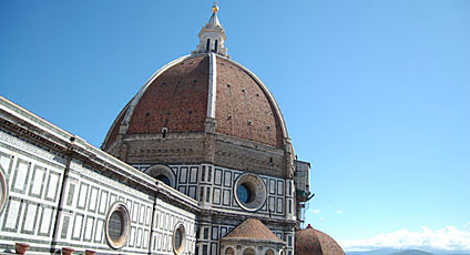 Brunelleschi's Dome Hotel
