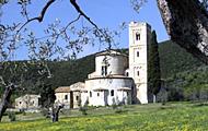 L'Amorosa - Montalcino - Abbazia di Sant'Antimo
