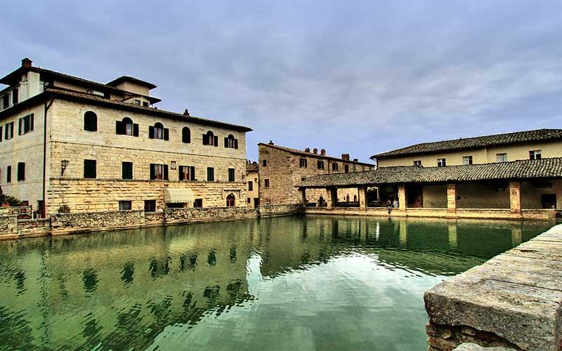 Locanda dell\'Amorosa - Itinerary: L\'Amorosa - San Quirico e ...