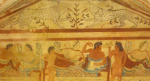 In Lazio, tracing the Etruscans