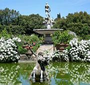 Parchi e giardini fiorentini