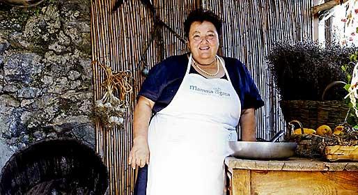 In cucina con Mamma Agata