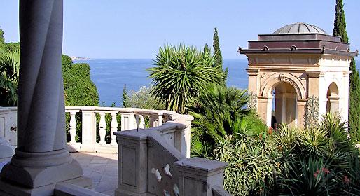 Ligurian gardens