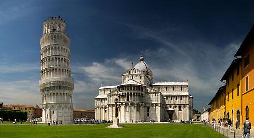 Tuscan art cities