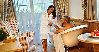 Alpin Garden Wellness Resort Ortisei Hotel