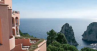Hotel Punta Tragara Capri Hotel