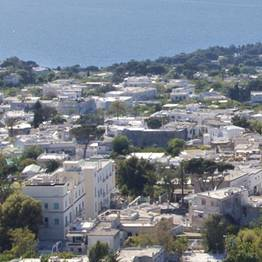 Historic center of Anacapri
