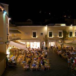 A Piazzetta de Capri