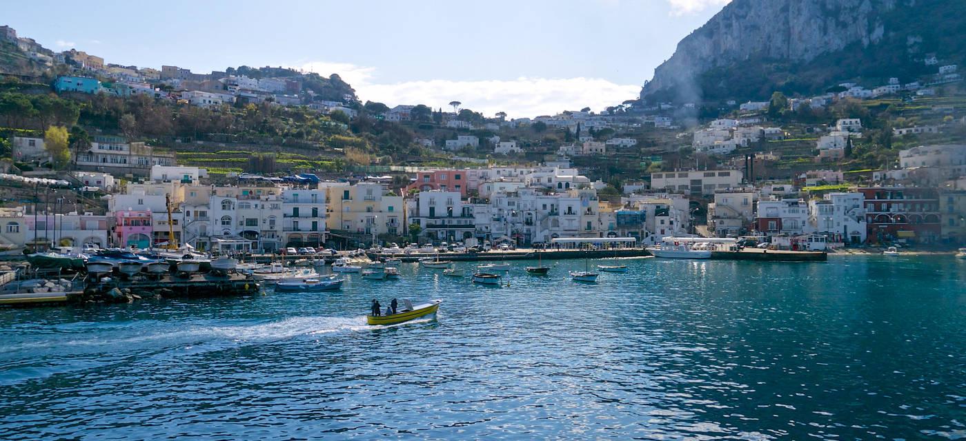 نتیجه تصویری برای Capri italy