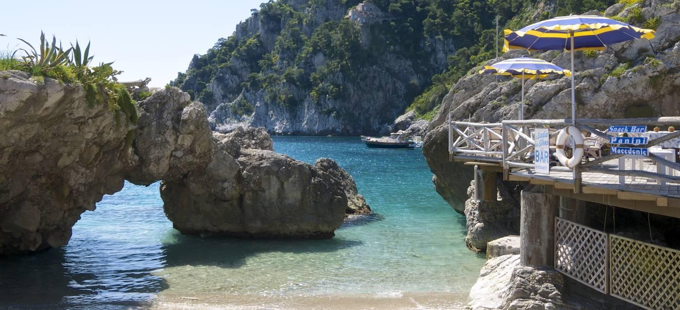 Capri Italy Marina Piccola Info Amp Photos