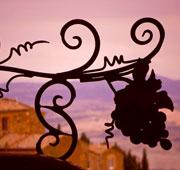 Crete senesi: arte e vini