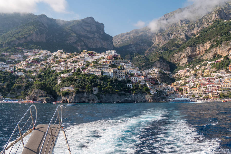 Capri, Italy - Capri Day Trips - Beyond the Island of Capri
