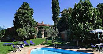 Villa Le Barone Panzano in Chianti Hotel