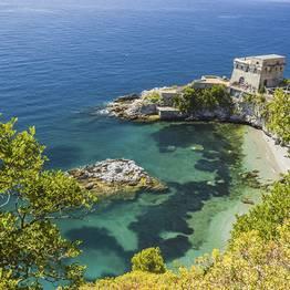 Beaches of Maiori and Minori