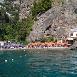 Beaches of Amalfi