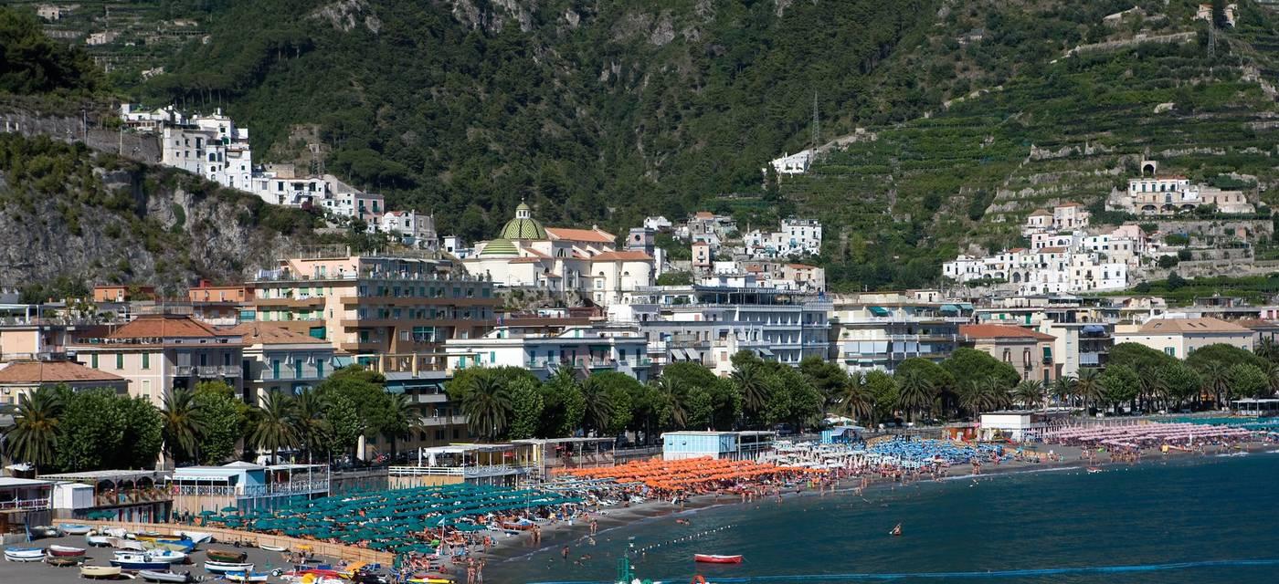 Naples To Capri >> Maiori and Minori - Amalfi Coast Guide