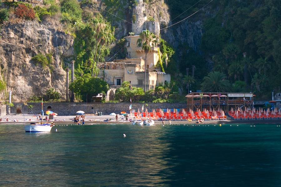 Nature - Beaches of Positano - Amalfi Coast