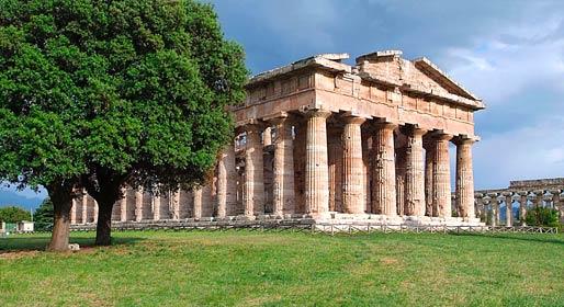 Paestum, i templi che hanno sfidato i secoli
