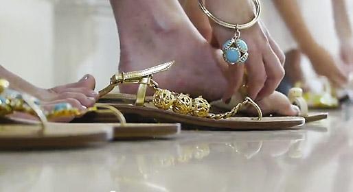 I sandali capresi