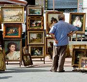 Il giro di Roma in 6 mercati