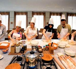 Scuola di cucina Hotel