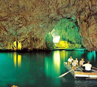 The Emerald Grotto Hotel