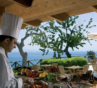 Il Golfo restaurant - Hotel Raito