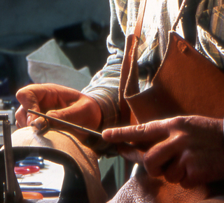 Leather Crafts from Tuscany Hotel