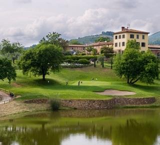 Montecatini Golf - Golf & Country Club Hotel