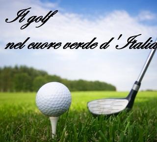 Il Golf del cuore verde d'Italia Hotel
