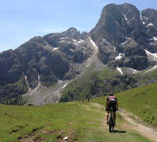 Biketour in Val Gardena Hotel