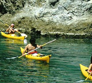 Kayaking Hotel