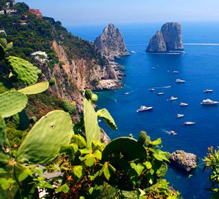 Un giorno a Capri Hotel