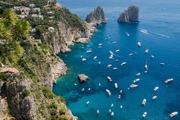 3 dias maravilhosos em Capri