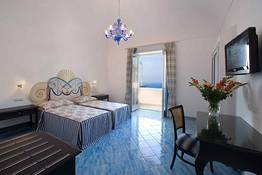 De Luxe Double Room with Sea View