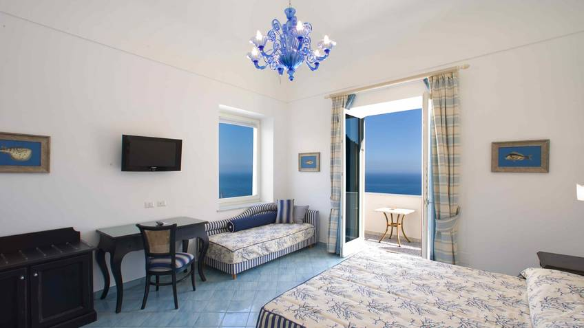 Suite Executive con Vista Mare