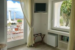 Deluxe Double Room sea view