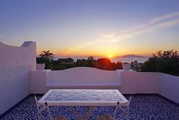 Honeymoon Suite + Private terrace Sea&Sunset View