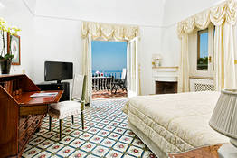 Seaview Premium Junior Suite Capri