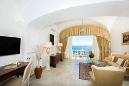 Suite elegance vista mare