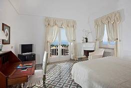 Seaview Junior Suite Capri
