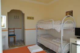 Appartamento per 6 pax con 2 camere 2 bagni cucina