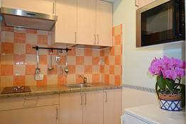 Apartment for 5 people 2 rooms 2 bathrooms kitchen
