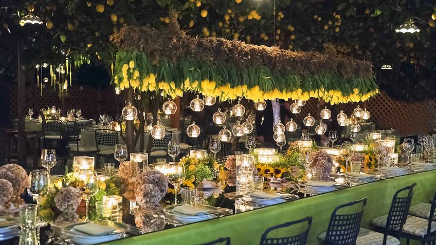 Flowers in Capri Matrimoni ed Eventi Anacapri