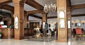 Aldrovandi Palace Villa Borghese Roma Piazza di Spagna hotels